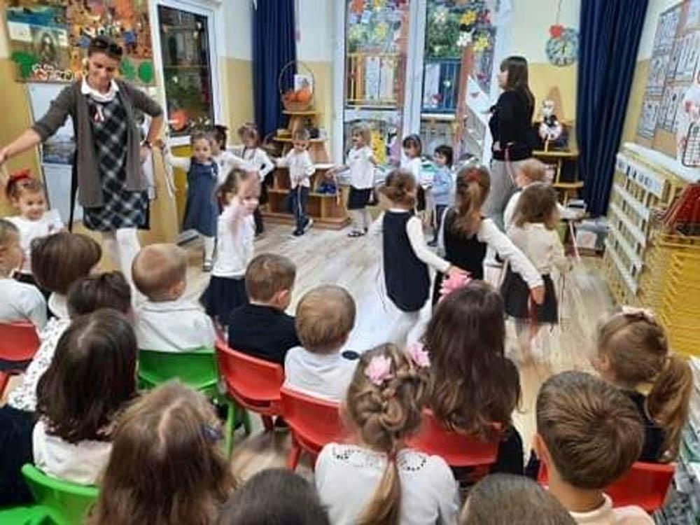 Przedszkole Puchatkowo Kraków iWieliczka Obchody Św.11Listopada (10 of 27)
