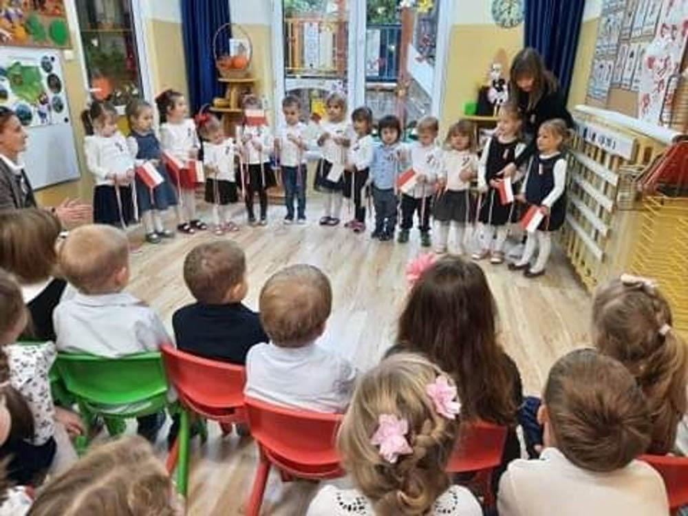 Przedszkole Puchatkowo Kraków iWieliczka Obchody Św.11Listopada (27 of 27)