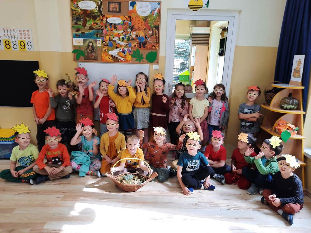 Przedszkole Puchatkowo Kraków iWieliczka Powitanie Jesieni (12 of 13)
